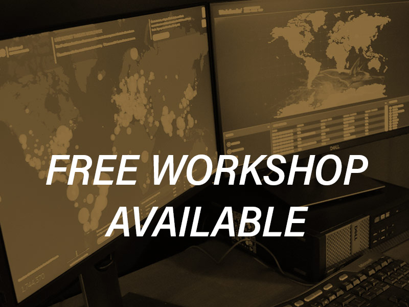 free cybersecurity workshop